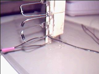 Schema elettrico ionizzatore aria